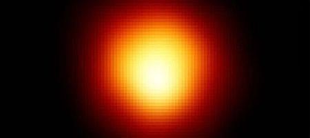 Betelgeuse, ejemplo de estrella gigante roja