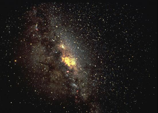 Galaxia Enana de Sagitario