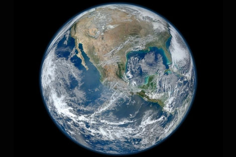 La imagen más precisa de la Tierra