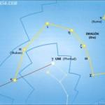Localizar la constelación del Dragón (Dra)