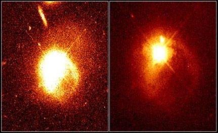 Objetos más distantes: Quasares