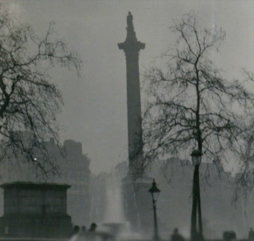 Smog de Londres en 1952