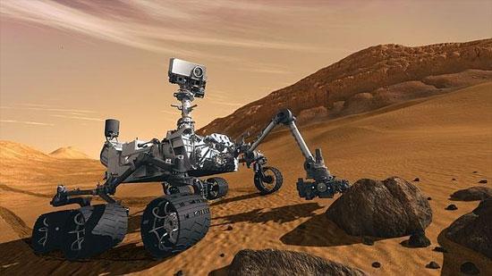 Posible misión a Marte para 2018