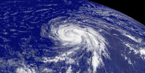 El origen de los nombres de los huracanes
