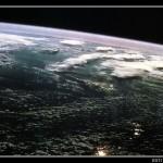 Imágenes de la Tierra 13: Nubes tormentosas sobre Argentina