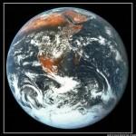 La Tierra desde el Apolo XVII