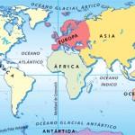 ¿Por qué pensaban los árabes que había más tierra en el hemisferio norte?