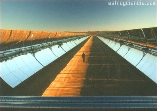 Aprovechar los rayos del Sol