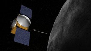 En busca de asteroides