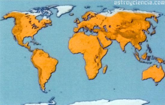 zonas con clima polar:
