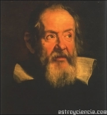 Retrato de Galileo