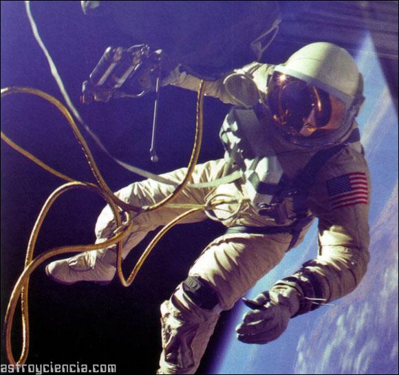 Conquista espacial - Astronauta