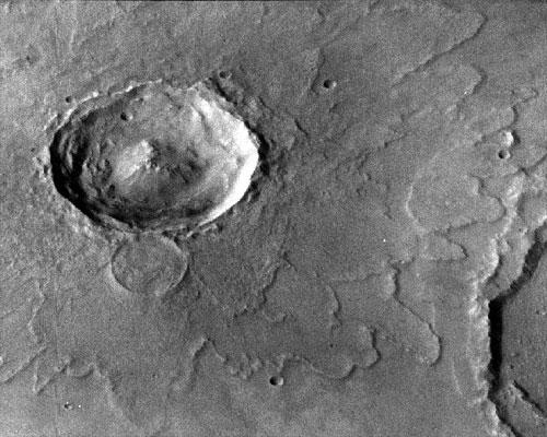 Cráter de Terraplén