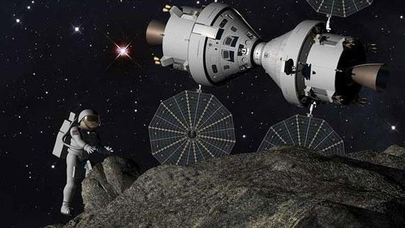 El ser humano podría pisar un asteroide por primera vez en 2020