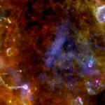 Imagen increíble de la nebulosa del cisne en todo su esplendor