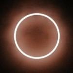 Fotos del eclipse del 20 de mayo: el fascinante anillo de fuego