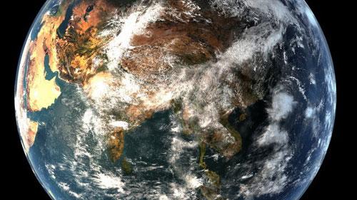 Las mejores imágenes de la Tierra captadas por los rusos