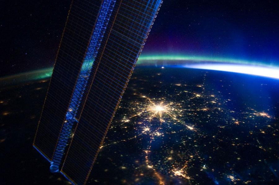 La Tierra, el planeta que observó Yuri Gagarin