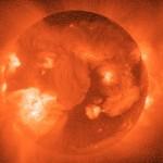 Actividad solar en su máxima potencia