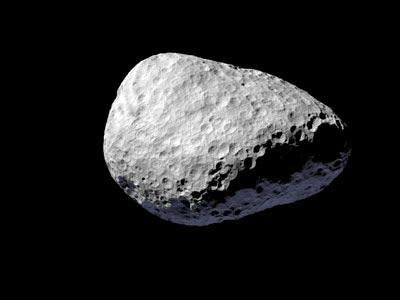 El asteroide Ceres