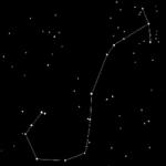 Historia de la constelación de Escorpio