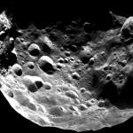 La Luna que llegó del más allá