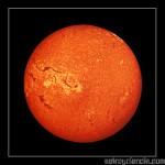 El ciclo de manchas solares