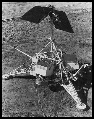Sonda espacial Surveyor
