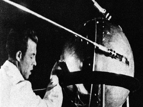 55 años del lanzamiento del Sputnik