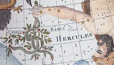 La constelación del Cerbero