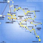 Localizar la constelación de la Liebre (Lep) la constelación de Erídano (Eri) y el Horno (For)