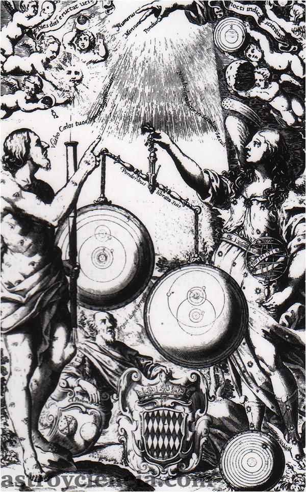 Mecánica celeste y representación de los movimientos planetarios.