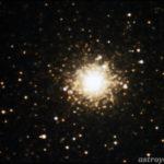 Núcleo de la galaxia enana elíptica de Sagitario (M54)